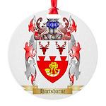 Hartshorne Round Ornament
