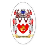 Hartshorne Sticker (Oval 50 pk)