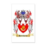 Hartshorne 35x21 Wall Decal
