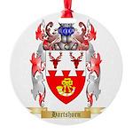 Hartshorn Round Ornament