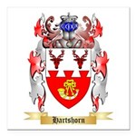 Hartshorn Square Car Magnet 3