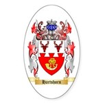Hartshorn Sticker (Oval 50 pk)