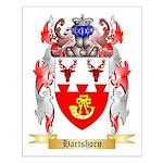 Hartshorn Small Poster