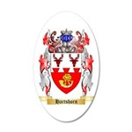 Hartshorn 35x21 Oval Wall Decal