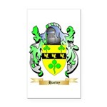 Hartry Rectangle Car Magnet