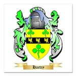 Hartry Square Car Magnet 3