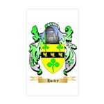 Hartry Sticker (Rectangle)