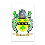 Hartry 35x21 Wall Decal