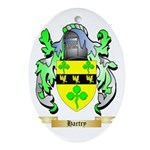 Hartry Ornament (Oval)