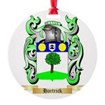 Hartrick Round Ornament