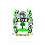 Hartrick Sticker (Rectangle 50 pk)