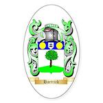 Hartrick Sticker (Oval)