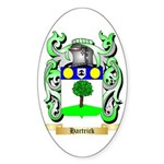 Hartrick Sticker (Oval 10 pk)