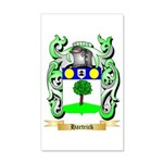 Hartrick 35x21 Wall Decal