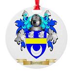 Hartnett Round Ornament