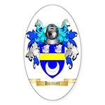 Hartnett Sticker (Oval 50 pk)