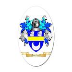 Hartnett 35x21 Oval Wall Decal