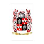 Hartman Sticker (Rectangle 10 pk)