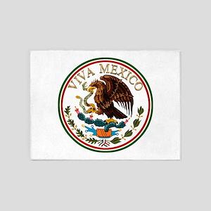 VIVA MEXICO 5'x7'Area Rug