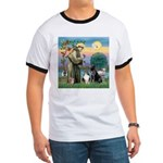StFrancis-Lab & Sheltie Ringer T