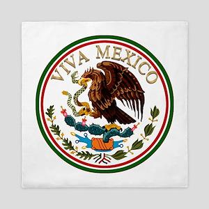 VIVA MEXICO Queen Duvet