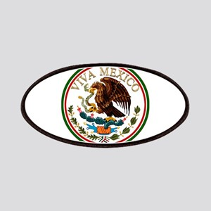 VIVA MEXICO Patches