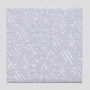 Slate Crystalline Tile Coaster