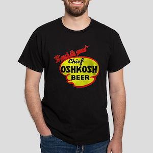 Chief Oshkosh Beer-1952 Dark T-Shirt