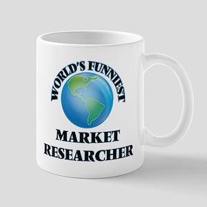 World's Funniest Market Researcher Mugs