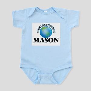 World's Funniest Mason Body Suit