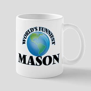 World's Funniest Mason Mugs