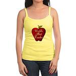 Worlds Best Teacher Apple Tank Top