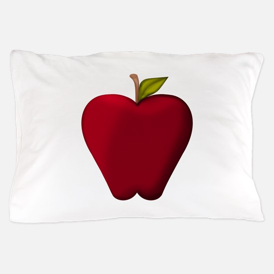 Red Apple Pillow Case