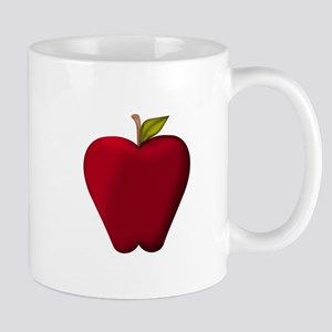 Red Apple Mugs