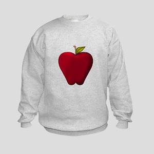 Red Apple Sweatshirt