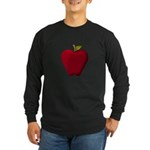 Red Apple Long Sleeve T-Shirt