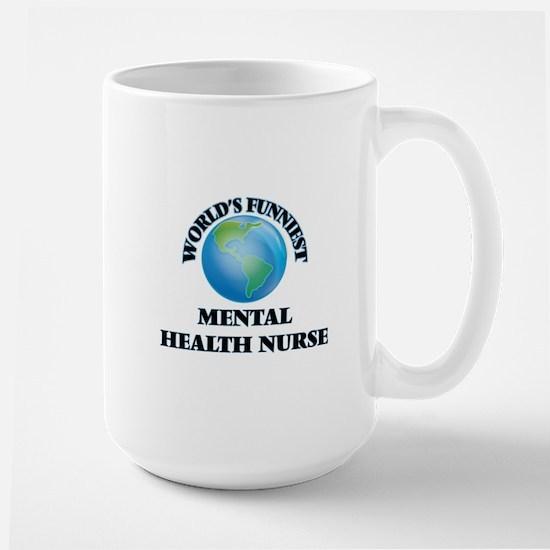 World's Funniest Mental Health Nurse Mugs