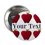 Personalizable Red Apples 2.25