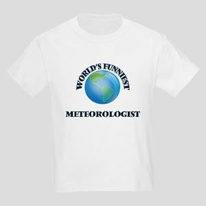 World's Funniest Meteorologist T-Shirt