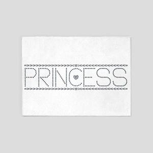 I'm a Princess 5'x7'Area Rug