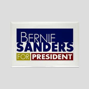 Bernie Sanders for President V1 Rectangle Magnet