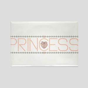 Pink Princess Magnets