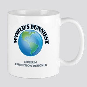 World's Funniest Museum Exhibition Designer Mugs