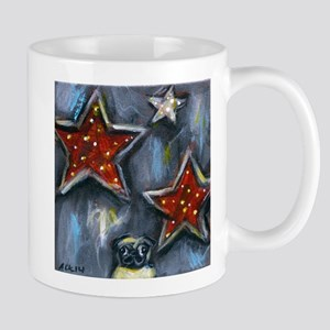 Pug Stars Mugs