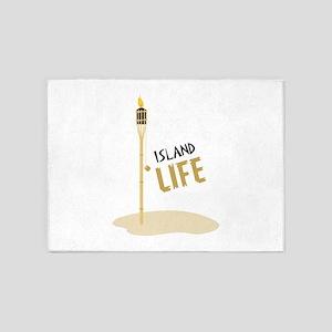Island Life 5'x7'Area Rug