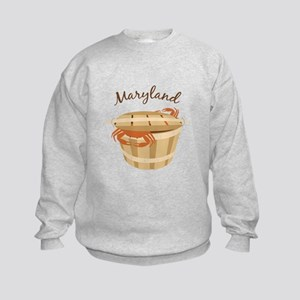 Maryland Crab ! Sweatshirt