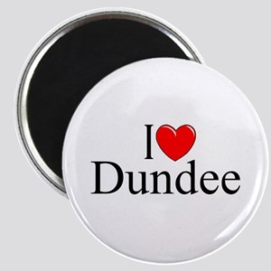 """""""I Love Dundee"""" Magnet"""