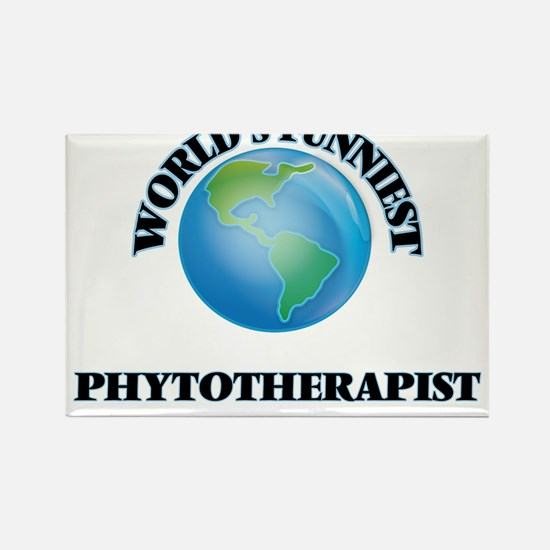 World's Funniest Phytotherapist Magnets