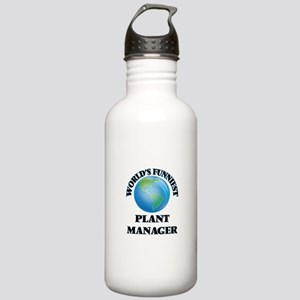 World's Funniest Plant Stainless Water Bottle 1.0L