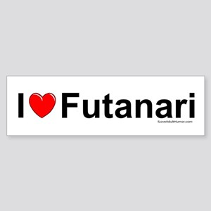 Futanari Sticker (Bumper)